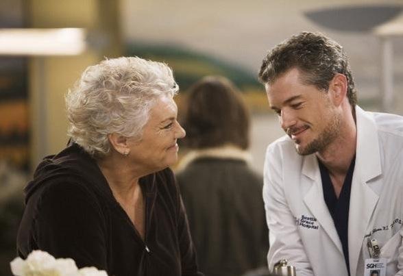 Mark and Derek's Mother