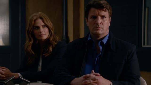 Castle - Beckett and Castle