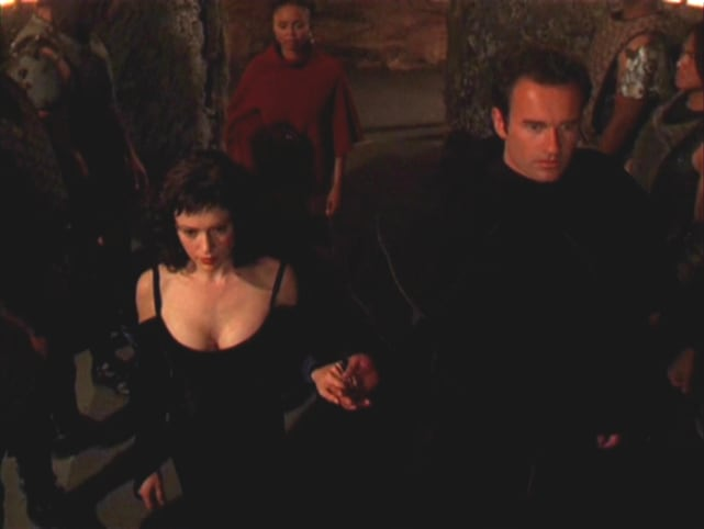 Phoebe Chooses to Reign in the Underworld with Cole - Charmed