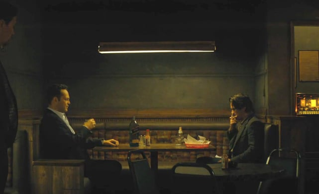 Conducting business true detective