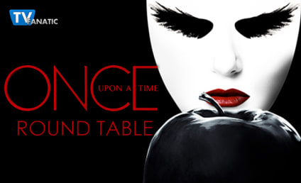 Once Upon a Time Round Table: The Dark One Twist