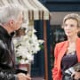 Diana Messes With John - Days of Our Lives