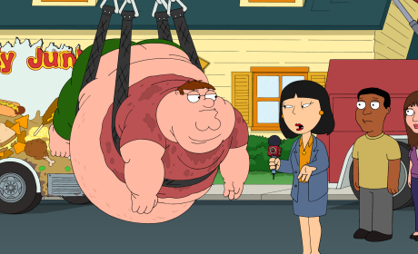 Fattening Food - Family Guy