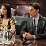 Hotch and Prentiss