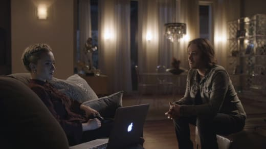 Juliette and Avery talk about Rayna - Nashville Season 5 Episode 10