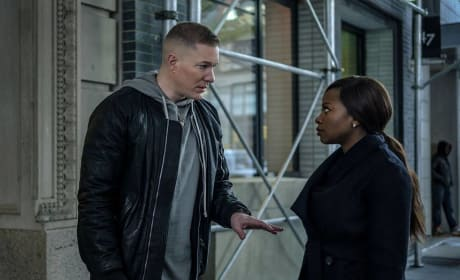 Tommy and Tasha - Power Season 5 Episode 3