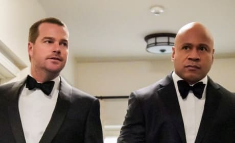 Sharp-Dressed Men - NCIS: Los Angeles Season 10 Episode 17
