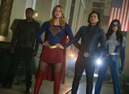 Watch Supergirl Season 4 Episode 13 Online
