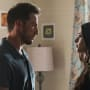 Kyle and Liz - Roswell, New Mexico Season 1 Episode 3