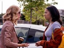 Heated Exchange - Dare Me Season 1 Episode 9
