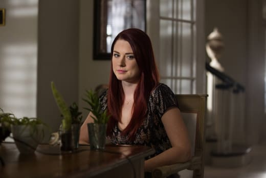 Alexandra Breckenridge on FX