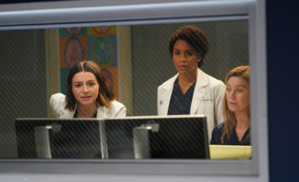 Grey's Anatomy Season 16 Episode 20 Review: Sing It Again