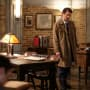 Castiel And Jack - Supernatural Season 14 Episode 2