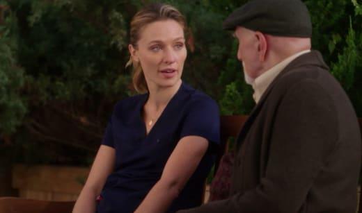 Sarah & Enzo - The Village Season 1 Episode 2