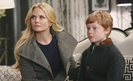 Inviting Emma - Once Upon a Time Season 4 Episode 14