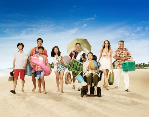 Huang Family - Fresh Off the Boat