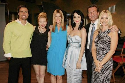Katy Perry, Cast