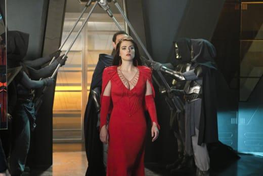 Princess Lena? - Supergirl Season 2 Episode