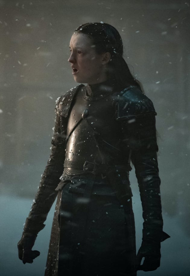 Lyanna's Big Moment - Game of Thrones Season 8 Episode 3