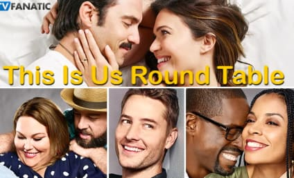 This Is Us Round Table: What Did Randall See?