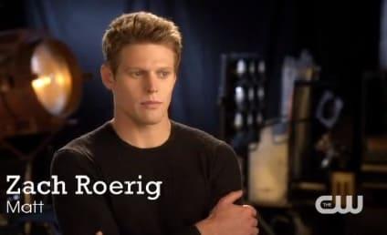 Zach Roerig and Kat Graham Tease Season 4