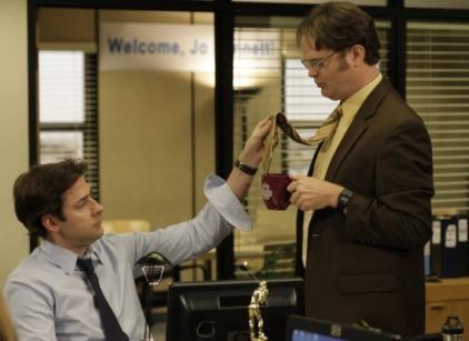 Watch The Office Season 6 Episode 16 Online