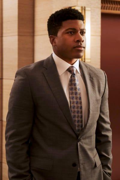 Underrated Derrick  - Pearson Season 1 Episode 9