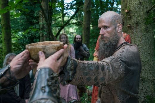 Floki Finds People - Vikings Season 5 Episode 5
