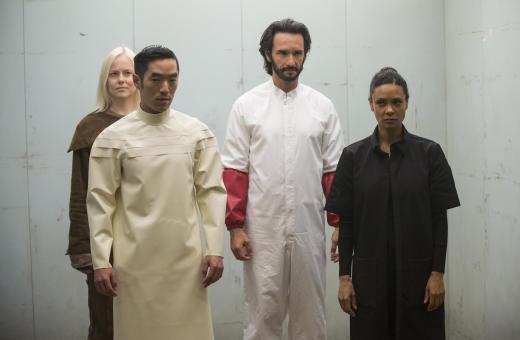 Escaping - Westworld Season 1 Episode 10