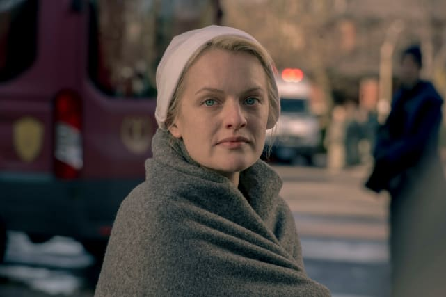 Oh, I'm Not Going Anywhere! - The Handmaid's Tale Season 3 Episode 1