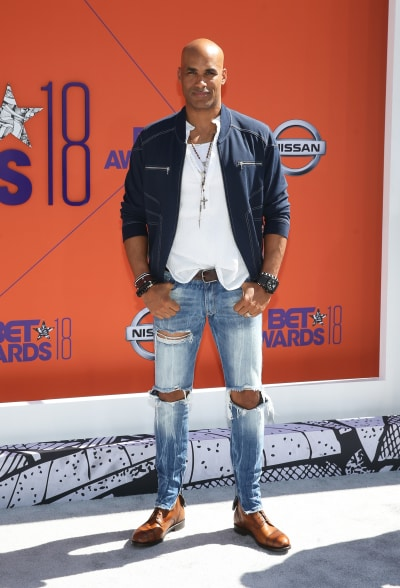 Boris Kodjo Attends BET Awards