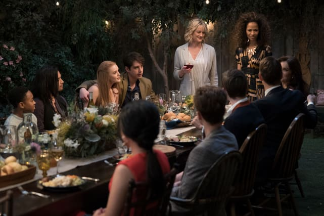 A Toast to the Happy Couple - The Fosters Season 5 Episode 20