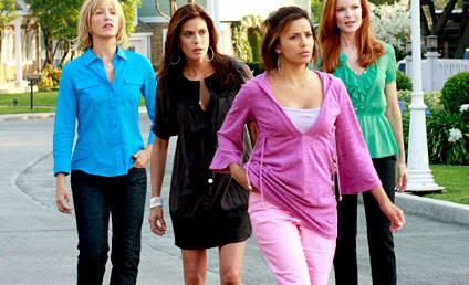 Details Emerge on Desperate Housewives Plane Crash