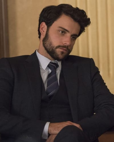 Relaxed Connor - How To Get Away With Murder Season 5 Episode 5