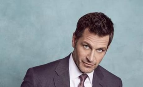 Peter Hermann as Charles - Tall - Younger
