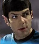 Quinto as Spock