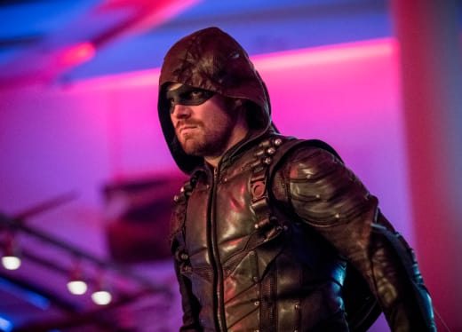 Villain, Bye! - Arrow Season 6 Episode 15