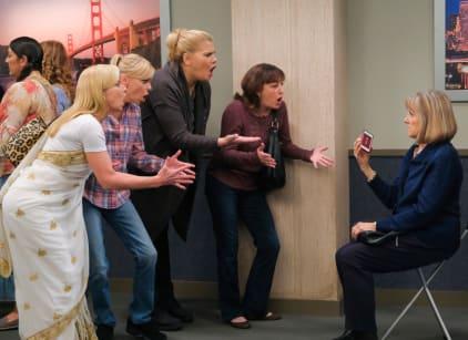 Watch Mom Season 6 Episode 12 Online