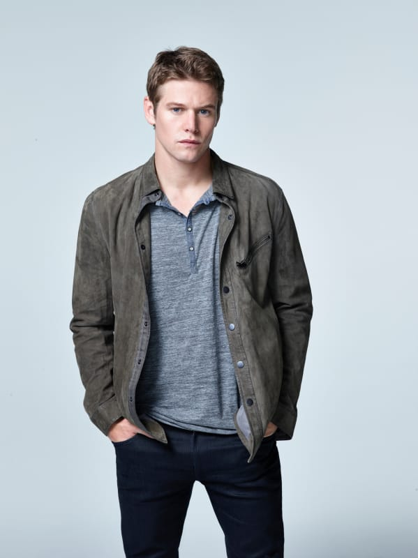Zach Roerig Promotional Photo