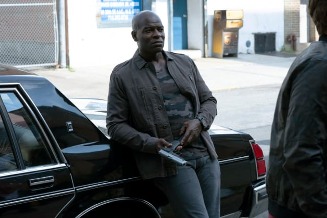 Cool, Calm, and Collected - The Blacklist Season 6 Episode 1
