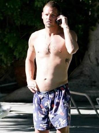 Justin Chambers Shirtless