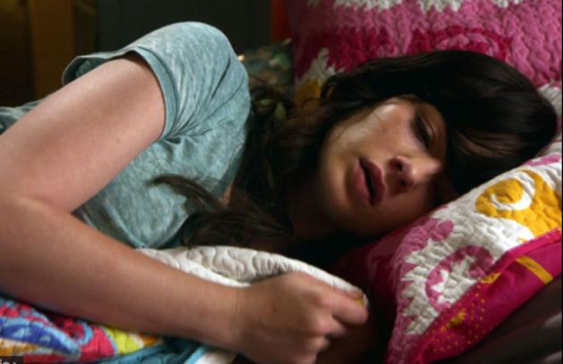 Jenna in Bed