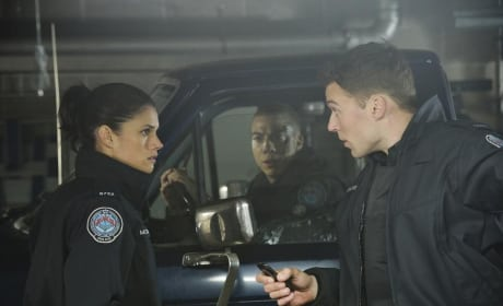 Andy & Nick Work Together - Rookie Blue