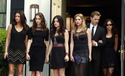 Pretty Little Liars Season Premiere: First Look!