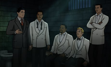 Archer and the Jazz Quartet Season 8 Episode 3