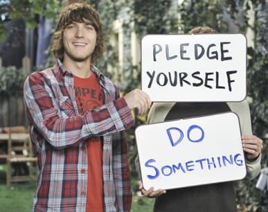 Pledge Yourself