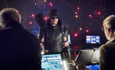 Find the light - Arrow Season 4 Episode 21