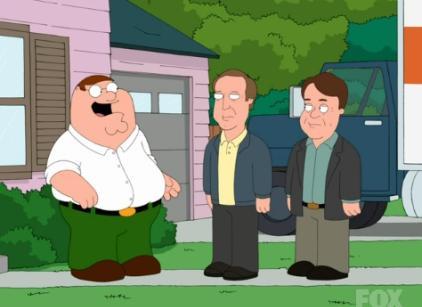 Watch Family Guy Season 8 Episode 3 Online