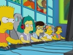 Video Game Competitions - The Simpsons