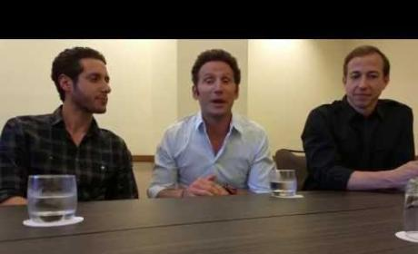Mark Feuerstein - Royal Pains - ATX Interview